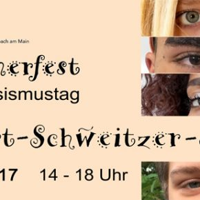 Anti-Rassismus-Tag und ASS-Sommerfest