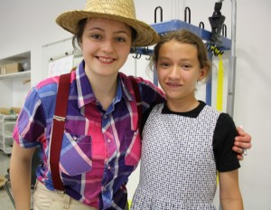 Musical Tom Sawyer 2 Juli 2015 02 Backstage klein