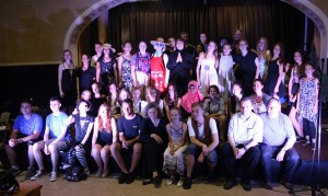 Musical Tom Sawyer 2 Juli 2015 08 Backstage klein